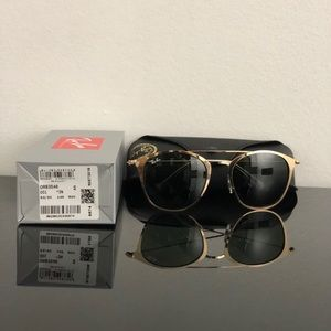 Other - 100% Authentic Ray-Ban Round Lense